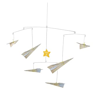Hape The Little Prince Plane Mobile Toy