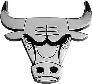 "FANMATS Sports Team Logo Emblem - 2.5"" x 4"""