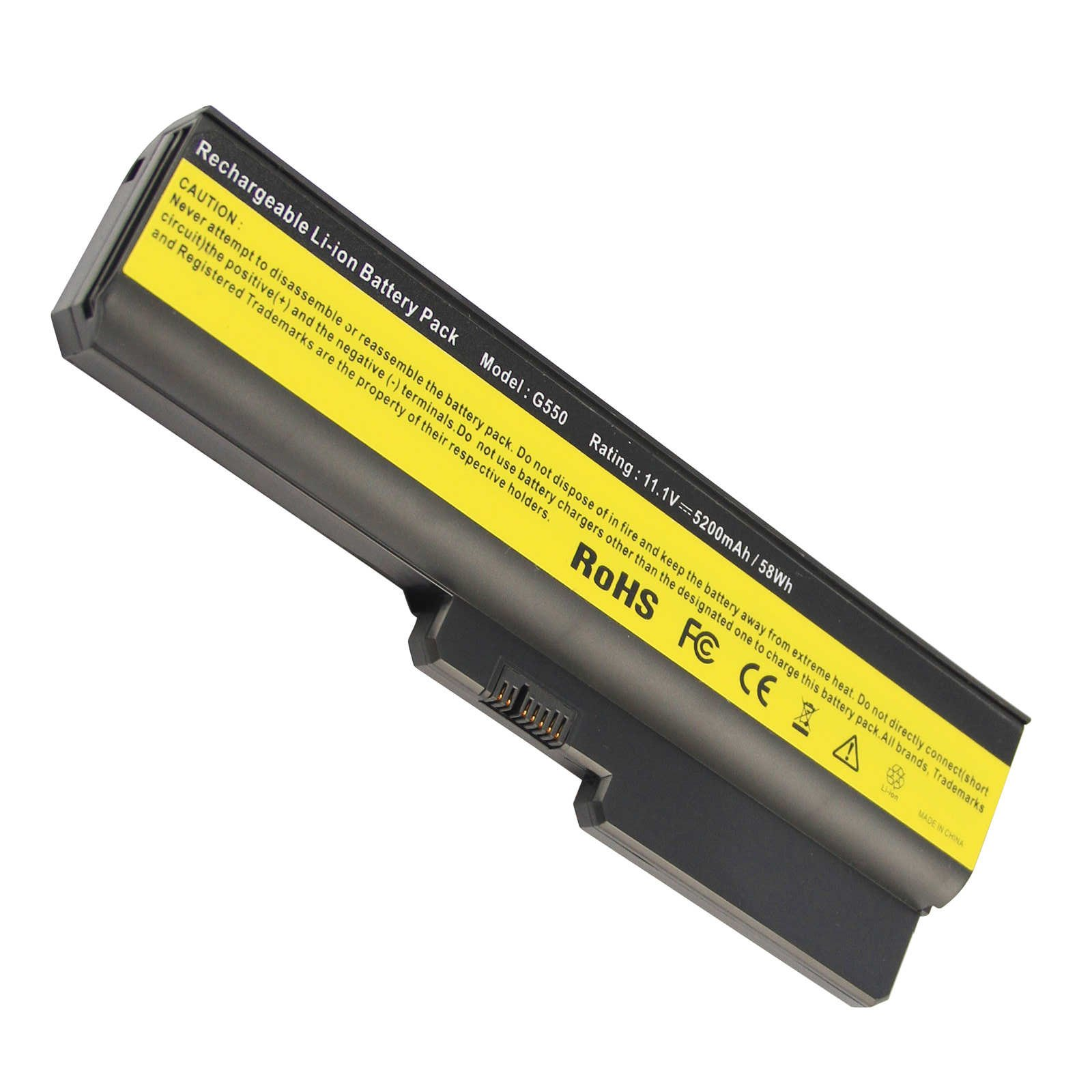 Bay Valley Parts Battery for Ibm-lenovo Serious 3000 G530 Ideapad B550 G430