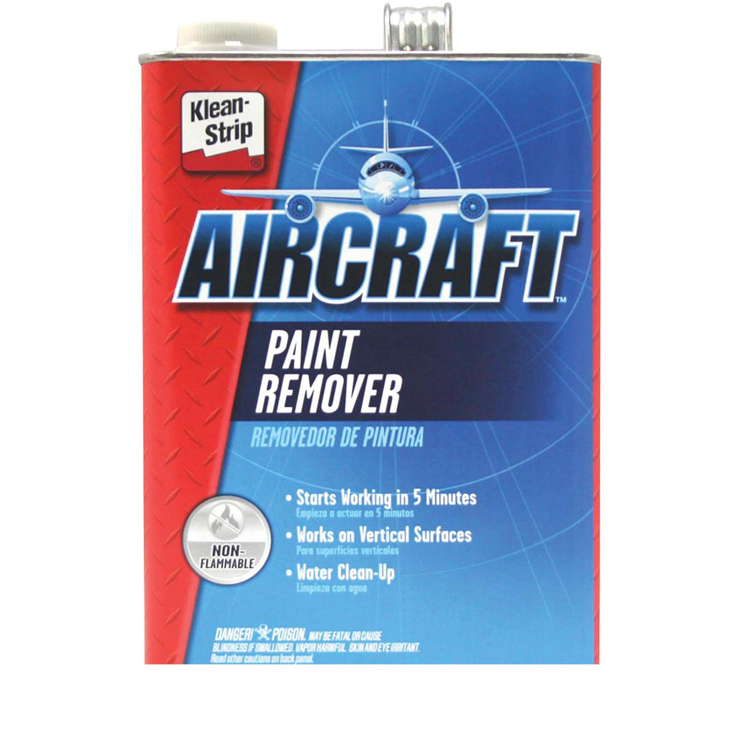 KleanStrip Aircraft PaintRemover Quart