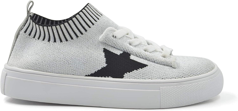 HOO Kelly Star Knit Sock Sneaker