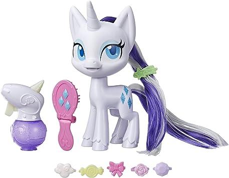 My Little Pony Magical Melena Rarity Toy-Figura de Caballo de 16,5 ...