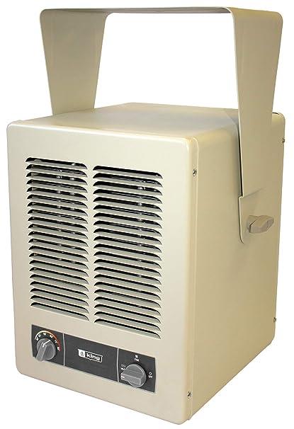 amazon com: king kbp1230 2850-watt max 120-volt single phase paw unit heater:  home improvement