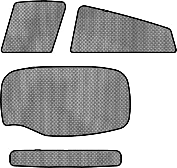 3D Custom Fit 2016-2020 Toyota Prius Soltect Side Window Sunshades