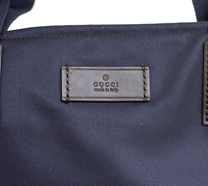 Gucci Diamante Azul Bolsa Viaje Bolso 268112: Amazon.es: Zapatos y complementos