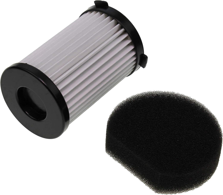 Ariete Filtro HEPA retina esponja aspirador escoba Handy Force 2761: Amazon.es: Grandes electrodomésticos