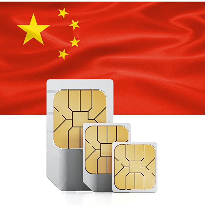 travsim China datos SIM tarjeta: Amazon.es: Electrónica