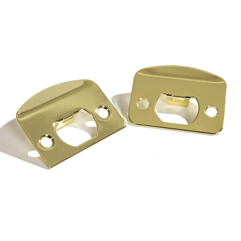 Ultra Hardware 44350 Lexington Wave Lever Passage, Polished Brass - Doorknobs - Amazon.com
