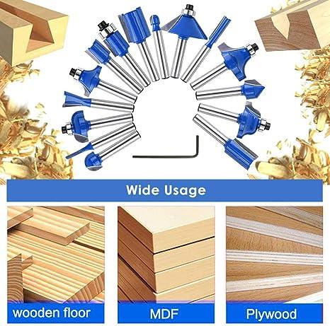 Vente chaude Drill /à bois Bit 8Pcs Set de but/ée de profondeur Locator Accessoires Colliers Anneau Positionneur Drill,Facile /à utiliser Color : Black, Hole Diameter : 3 16mm