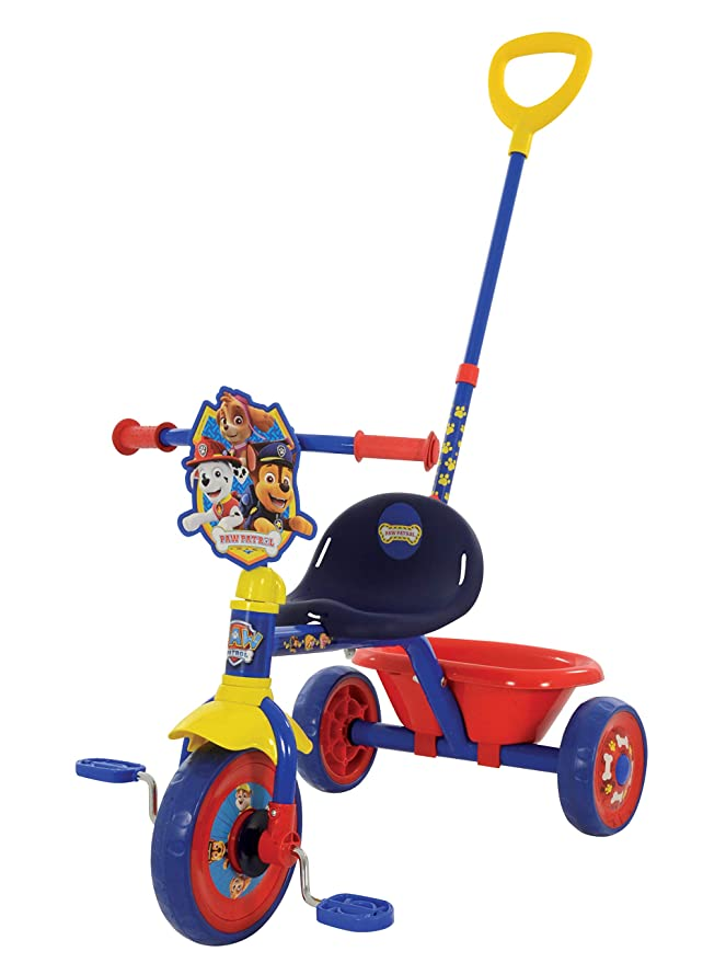 Amazon.com: Paw Patrol M14522-01 - Trícleo, color azul: Toys ...