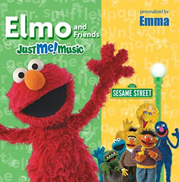 Sing Along With Elmo and Friends: Emma