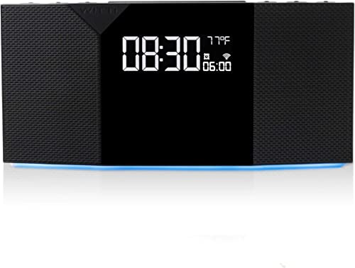 WITTI – BEDDI 2 – Smart Alarm Clock with Speaker and Wake Up Light