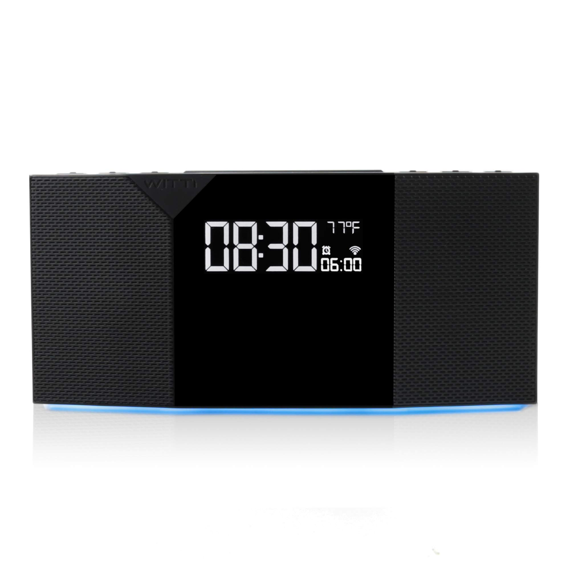 WITTI BEDDI 2, Intelligent Alarm Clock with White Noise Generator by WITTI