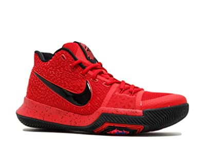 uk availability 64f14 8f990 Nike Kyrie 3 III PE Three-Point Contest University Red Black 852395-600 US