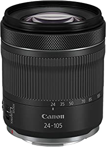 Canon RF24-105mm F4-7.1 is STM (4111C002)