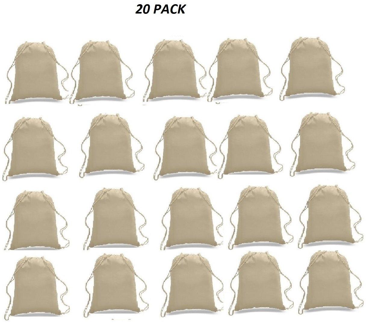 90dbfc693700 Amazon.com: SHOPINUSA Buy Bulk (10 PACK) Eco Friendly- Promotional ...