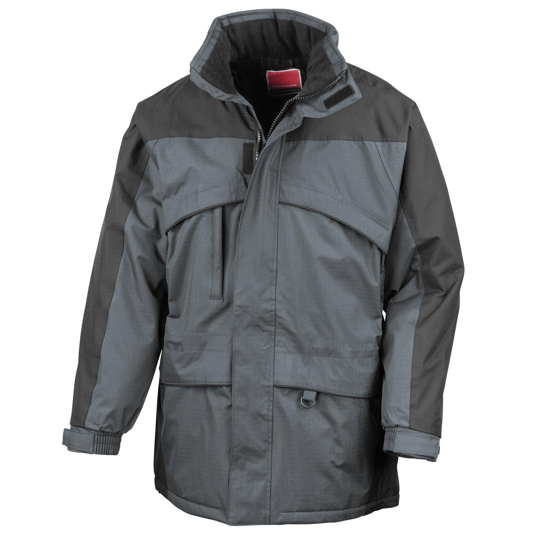 Result Seneca hi-activity jacket Anthracite/ Black XL