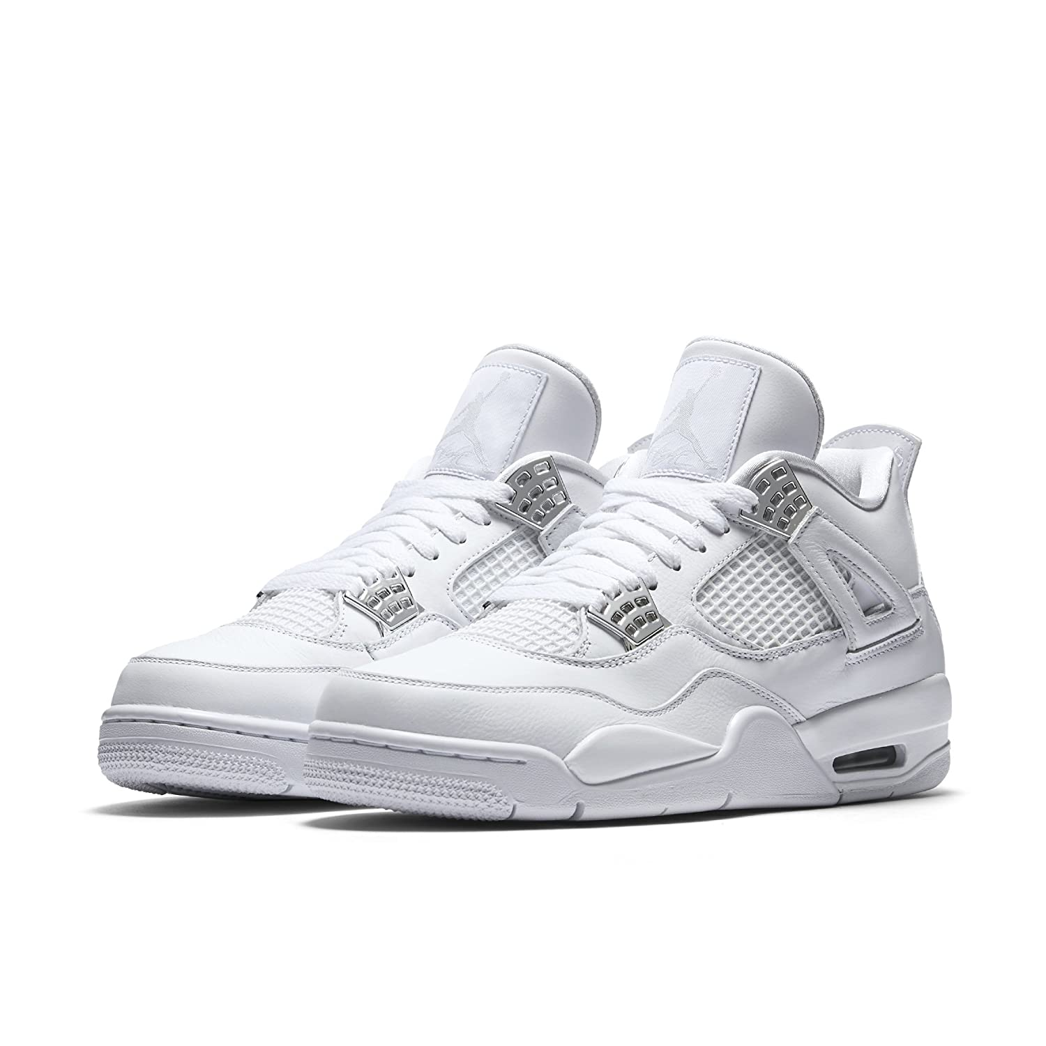air jordan retro 4 white