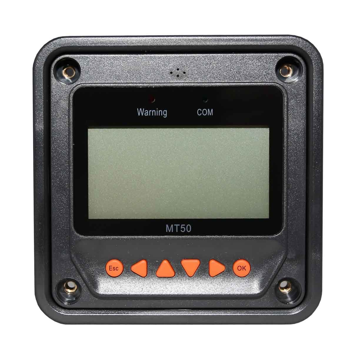 10A EPEver Tracer Series MPPT Solar Charge Controller Ultra Fast Power Point Tracking with Kit 60v