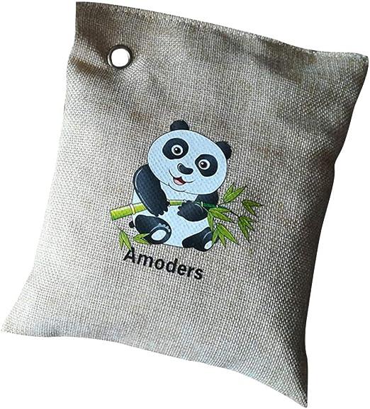 Luccase Forfait de carbón Activado, Dibujo Animado Panda Bolsa ...