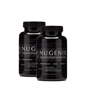 Nugenix Testosterone Booster - Twin Pack