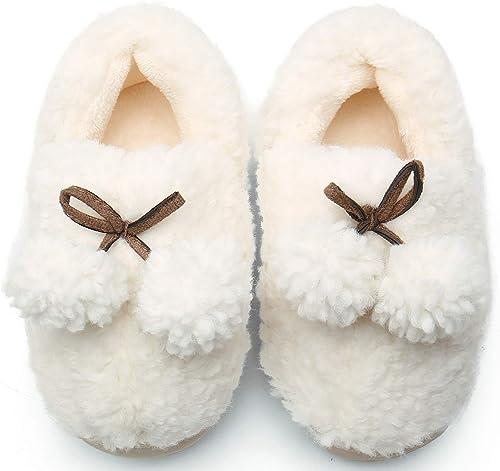 ChayChax Pantoufles de Bain Enfants L/éger Maison Pantoufles Antid/érapant Sandales de Piscine Plage pour Garcon Filles,Jaune A,24//25 EU