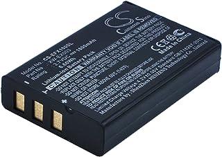 Cameron Sino 1800mAh/6.66wh batería de repuesto para EXFO FIP-400-D