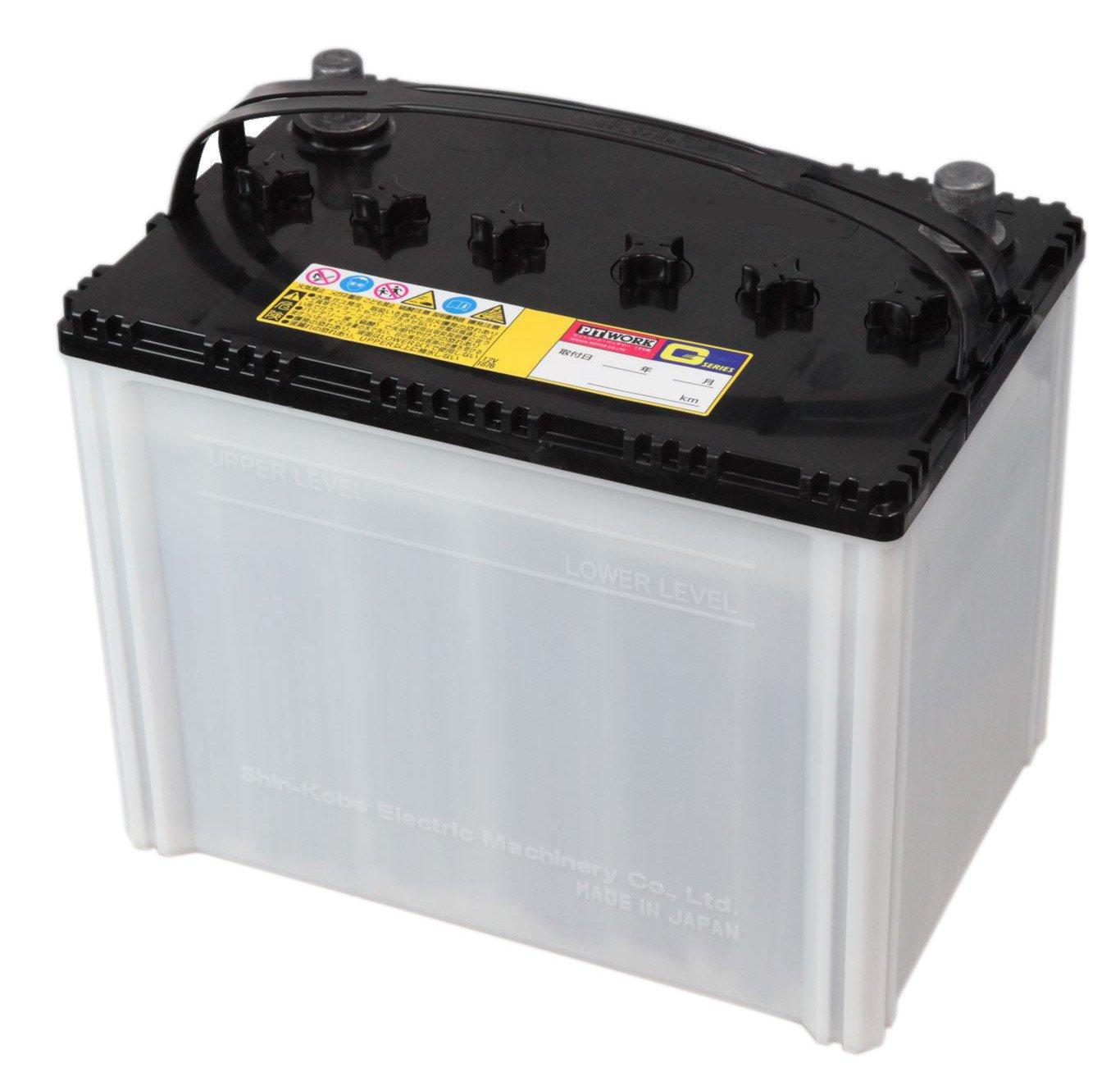 PITWORK (ピットワーク) 日産純正 国産車バッテリー (Gシリーズ) 85D26R B00JQWJMU2