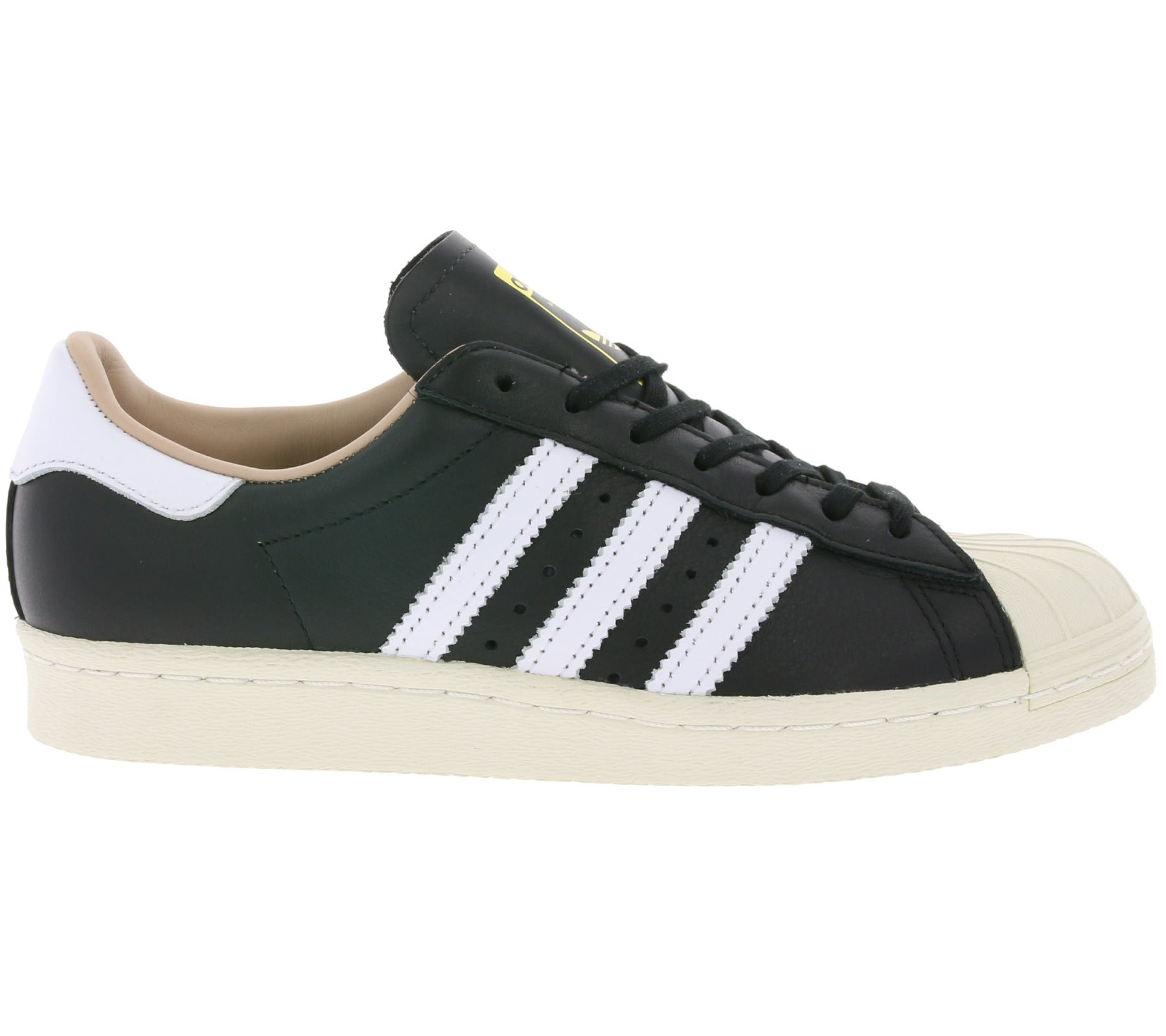 adidas Superstar 80s W Schuhe 3,5 black/white