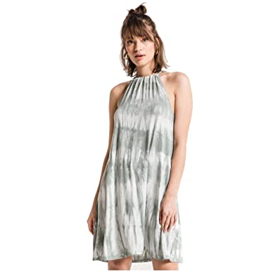 86131fe4d072 Image Unavailable. Image not available for. Color: Z Supply Clothing  Women's The Tie Dye Swing Dress ...