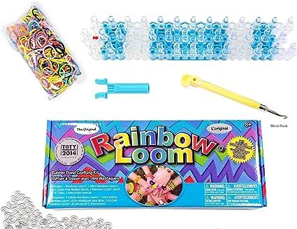 Official Rainbow Loom 2.0 Starter Kit Set