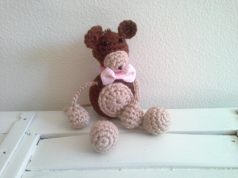 How to Crochet a Basic Doll | Crochet crafts, Crochet bear, Easy ... | 1125x1500