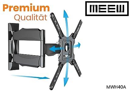 Premium de televisores Bar de giro, inclinable, giratorio para TV Diagonal 66 - 139 cm (26 - 55