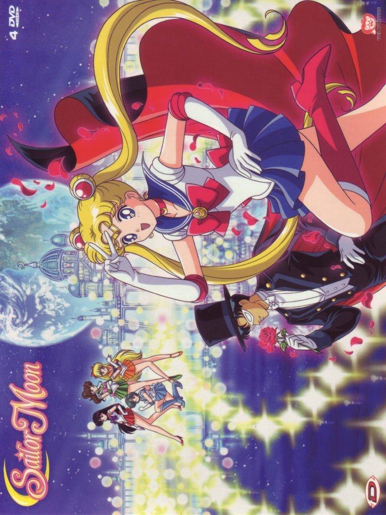 Bishôjo_Senshi_Sêrâ_Mûn_ Sailor_Moon _ TV_Series Italia DVD: Amazon.es: Junichi Sato: Cine y Series TV