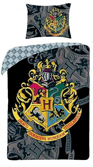 Harry Potter Bettwäsche Kinder Bettwäsche 140x200 Cm Oeko Tex