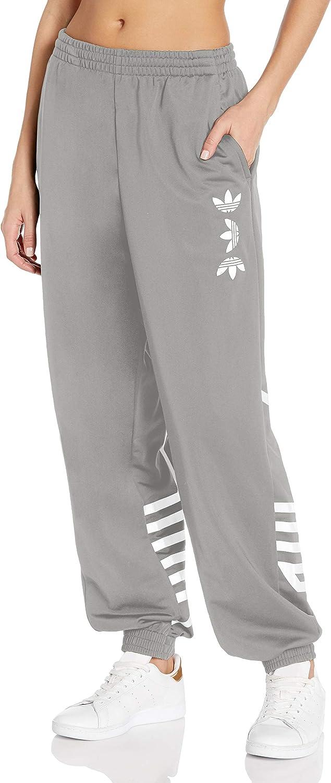 adidas Originals Pantalones de chándal con Logo Grande para Mujer ...