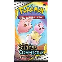 Pokemon (SL12) booster zon en maan Eclipse Cosmique model, willekeurige selectie POSL1202