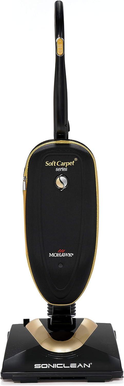 Soniclean Soft Carpet Upright Vacuum Cleaner (Renewed)
