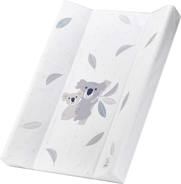 Rotho Babydesign Cambiador con cuña, 0+ Meses, Adorable diseño de koala, Bella Bambina, 20099 0001 CQ
