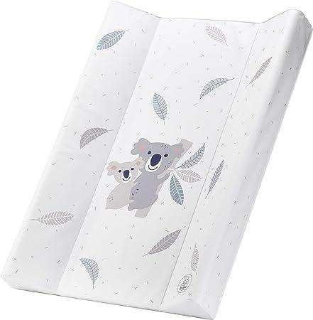 Blando, impermeable y lavable Cambiador para pañales con un adorable estampado de un koala, Apto par