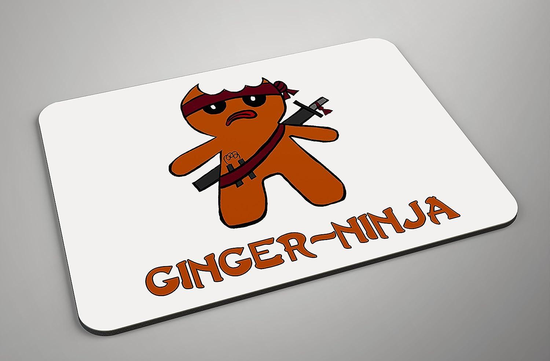 DottsMusic Ginger Ninja - diseño de Jengibre Sobre Acolchado ...