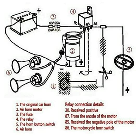 Dual Compressor Wiring Diagram