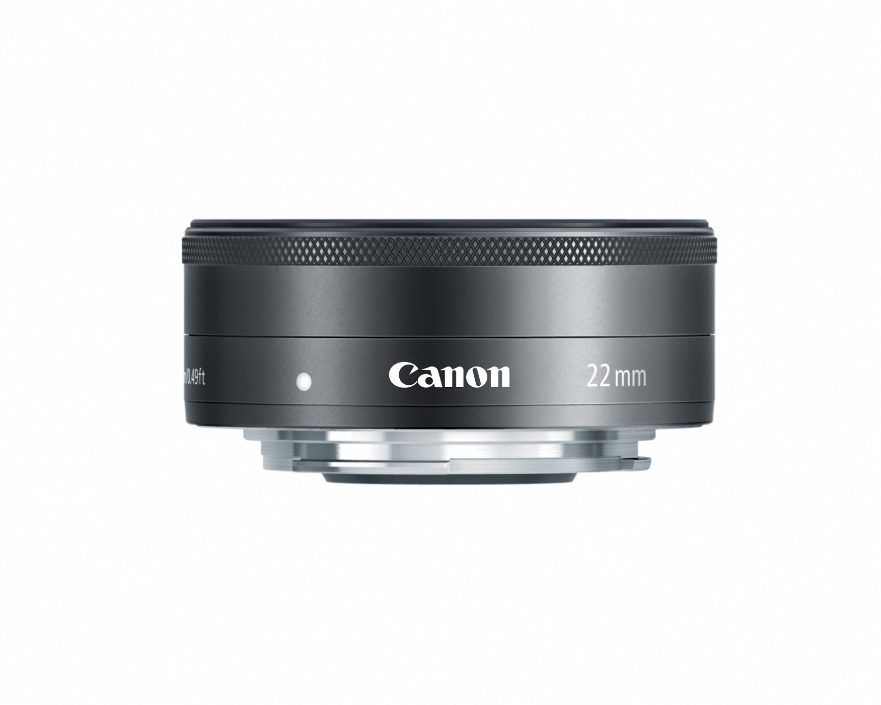 Canon EF-M 22mm f2 STM Compact System Lens by Canon