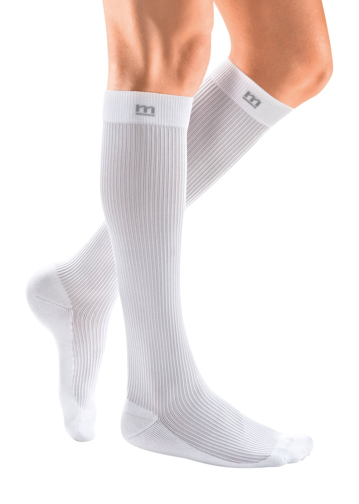 mediven Active, 20-30 mmHg, Calf High Compression Stockings, Closed Toe