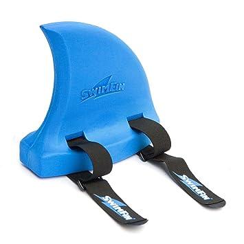 Xtrem Toys 00529 Flotador Aleta de Tiburón, Azul: Amazon.es: Juguetes y juegos