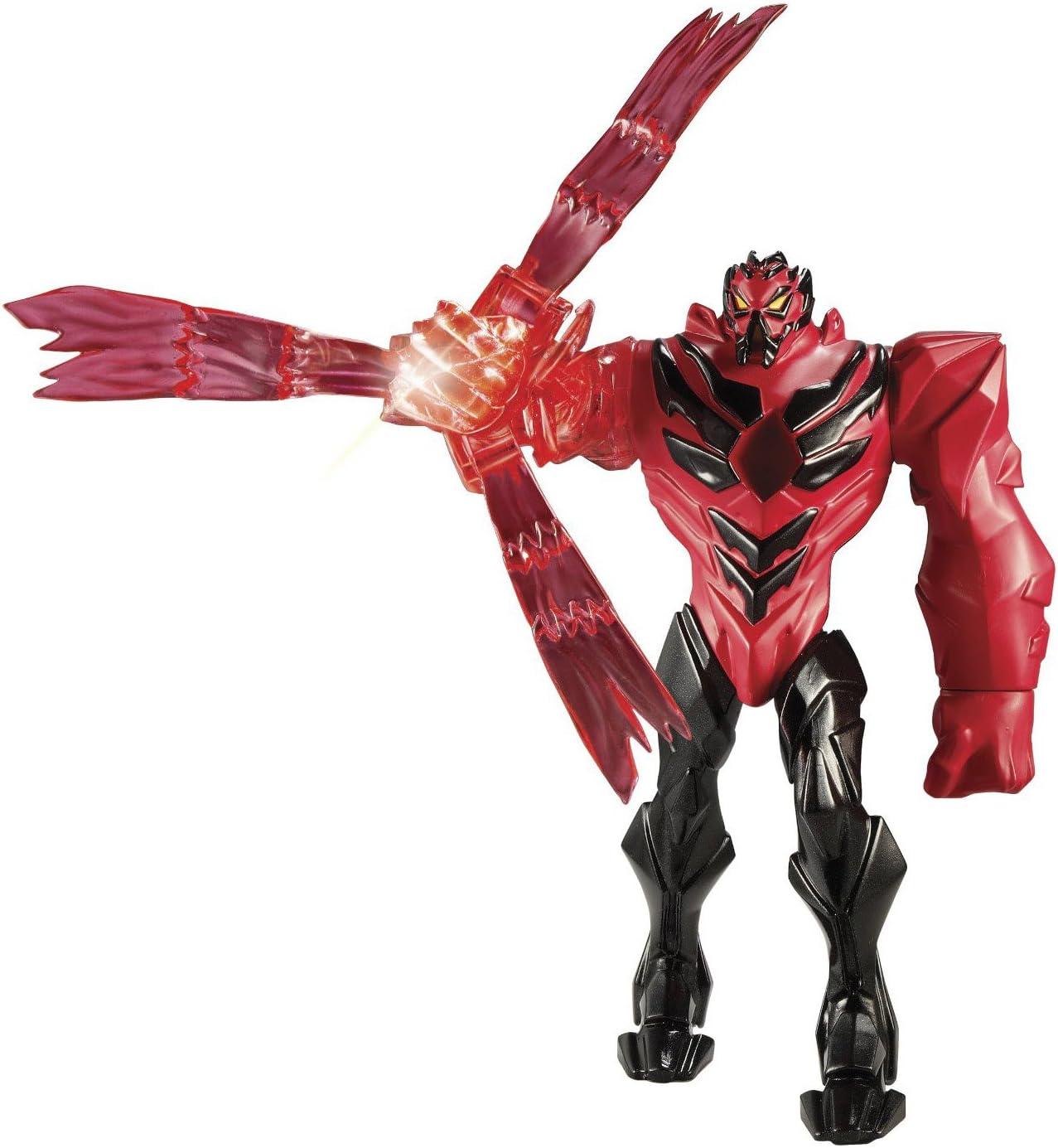 Max steel spin attack dredd figurine