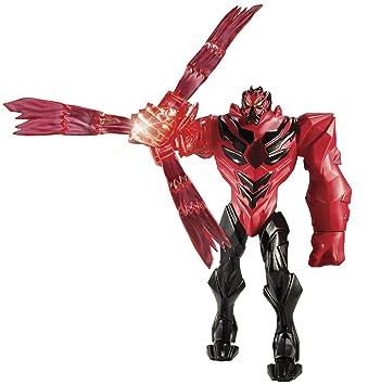 Max Steel - Figura de acción, Blade Attack Dredd (Mattel Y9512)
