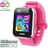 VTech Kidizoom Smartwatch DX2, Amazon Exclusive, Pink