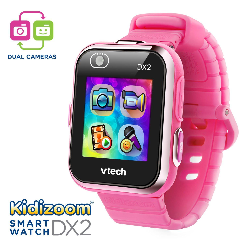 VTech Kidizoom Smartwatch DX2, Pink by VTech