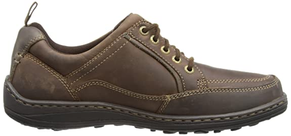 Hush PuppiesBelfast Oxford Mt - Zapatos Planos con Cordones hombre, color marrón, talla 44: Amazon.es: Zapatos y complementos